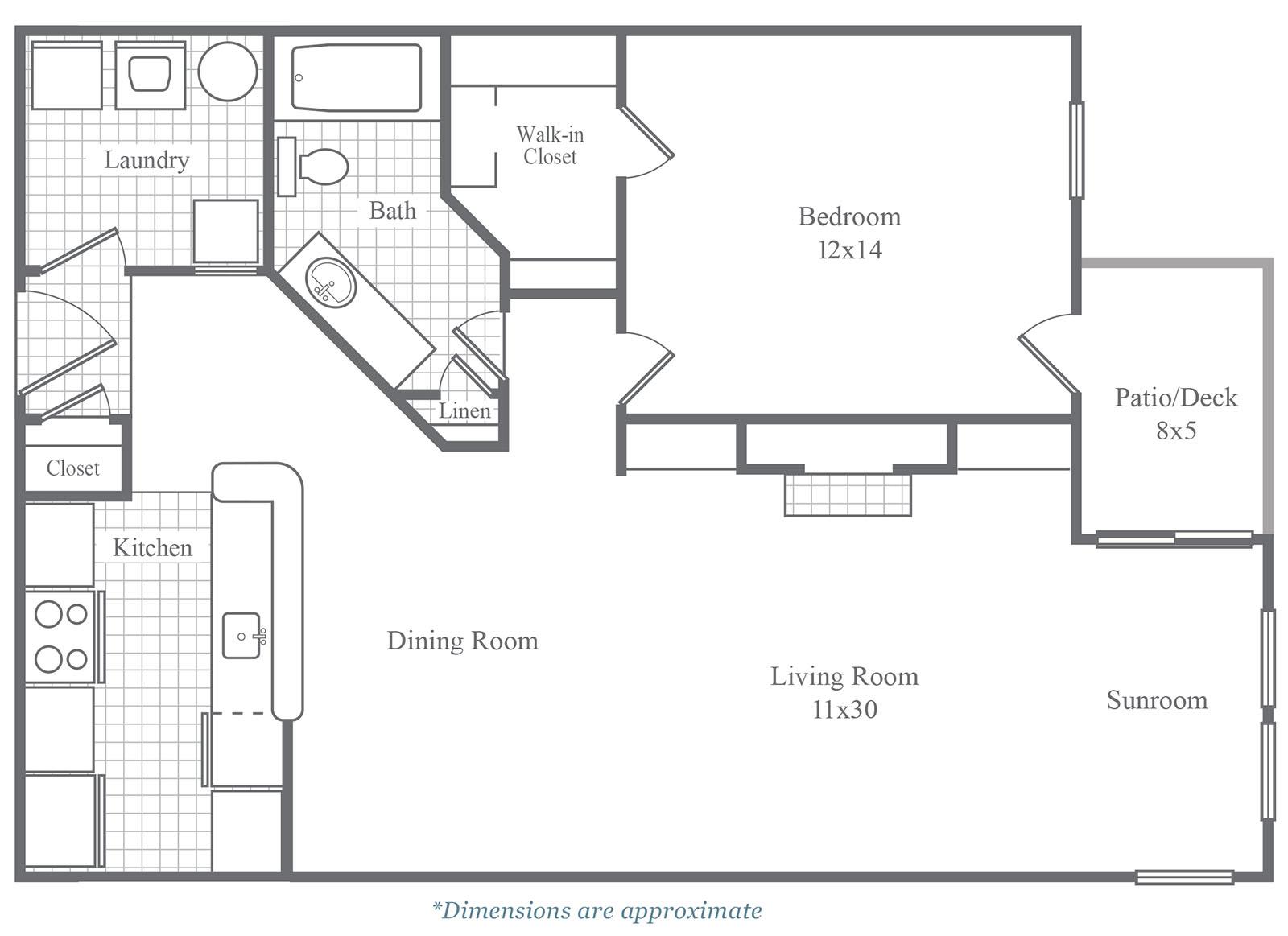 classic floor plans - calibre woods